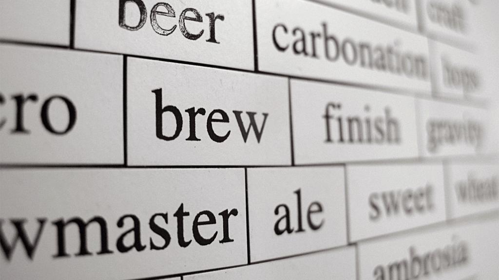 Introducción y conceptos básicos sobre Elaboración de Cerveza