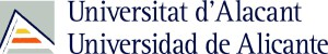 logotipo universidad de alicante