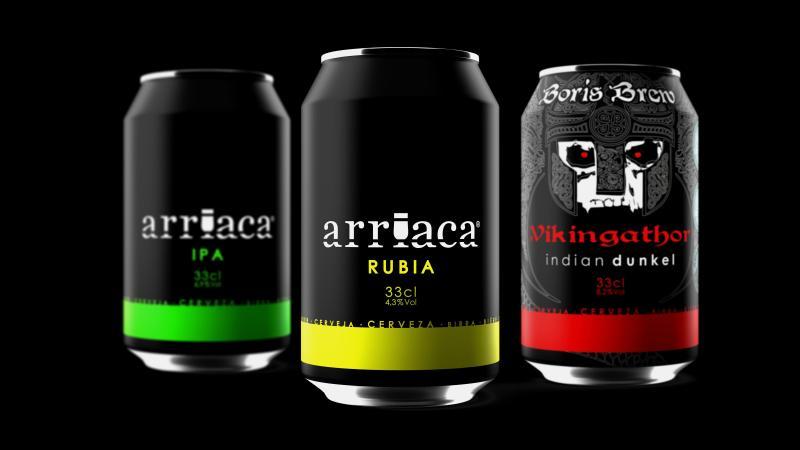 Arriaca: la primera micro de España que envasa en lata