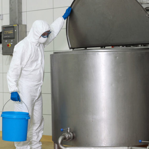 Seguridad e higiene en Microcervecerías