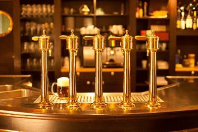 Planificación, instalación y limpieza de líneas de servicio de cerveza