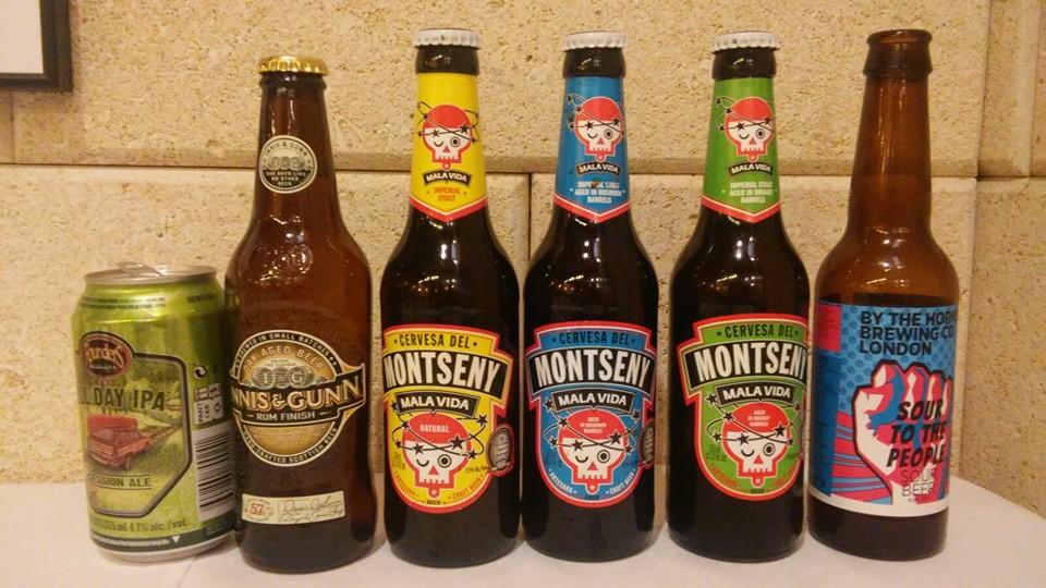 taller curso sumillería cata evaluación cerveza