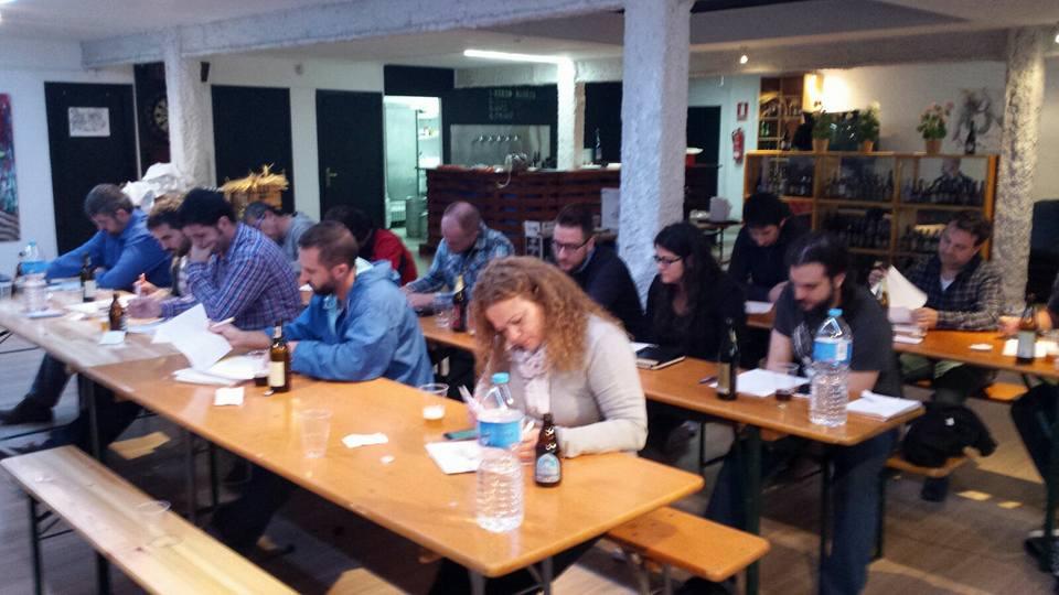 Sumillería, Cata y Evaluación de Cerveza: examen final