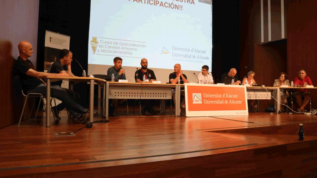 Primera Jornada técnica sobre el sector de la cerveza en España