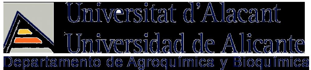 Logo departamento agroquímica