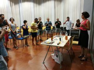 Presentación del Curso de Cata, evaluación y Sumillería de cerveza en Birragoza 2017