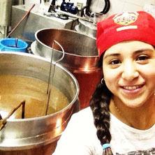 Silvia de Tomás Ayllón: la cerveza artesanal en Perú