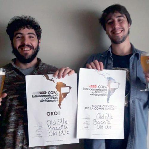 Hablamos con… Juan Manuel Santos y Tomás José Ávalos de Bacota (Mejor cerveza de Latinoamérica)