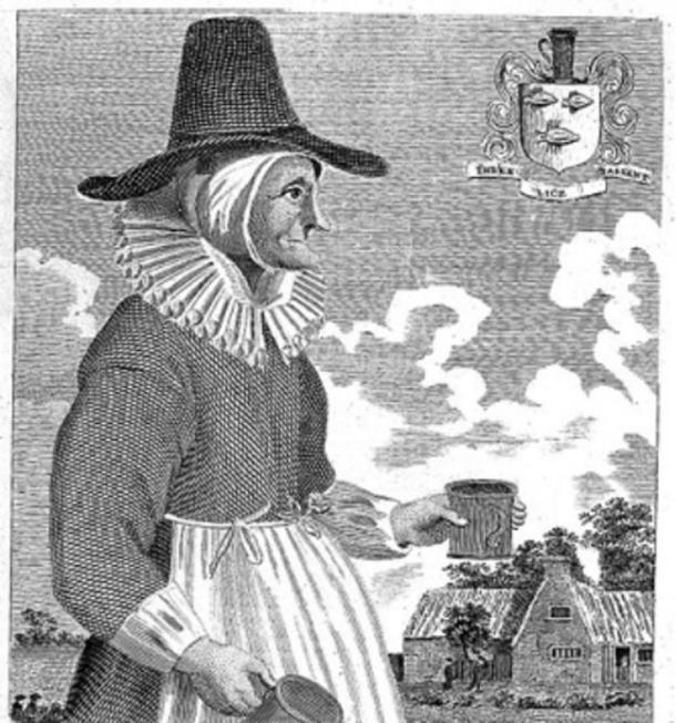 Ilustración de una Alewife