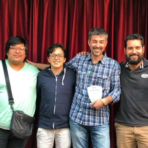 Raúl Tejerina en la Semana Cervecera de Ecuador