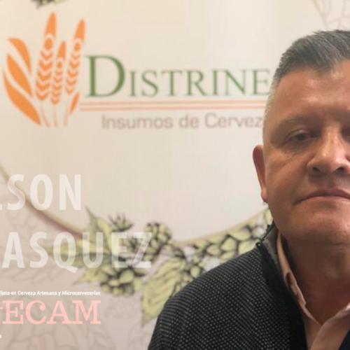 """Wilson Velasquez: """"En Colombia no es fácil emprender para el cervecero artesanal"""""""